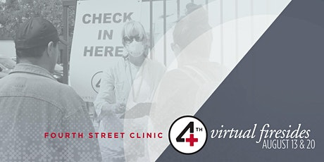 Health and Homelessness: Virtual Fireside tickets
