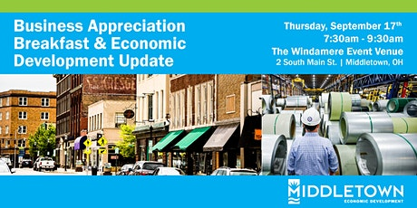City of Middletown Business Appreciation Breakfast tickets