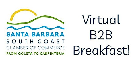 August Virtual Business-2-Business Breakfast Sponsored by CADA tickets