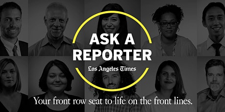 Virtual Ask a Reporter: Sarah Wire tickets