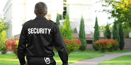 Conflict De-escalation for Private Security Guards tickets