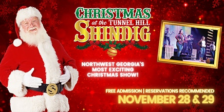 Christmas at the Tunnel Hill Shindig tickets