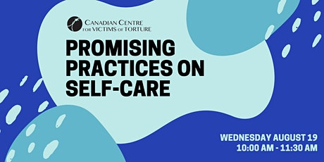Promising Practices on Self-Care tickets