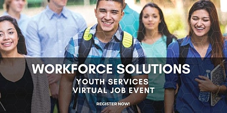 Virtual Youth Hiring Event tickets