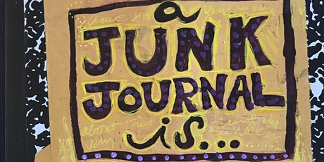 Junk Journaling for Peace tickets