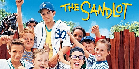 Movies In Your Car - THE SANDLOT - $29 Per Car tickets