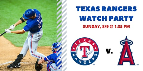 Rangers v. Angels I Free Watch Party tickets