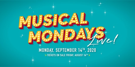 Musical Mondays Live! tickets
