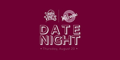 Date Night at Urban Vines tickets