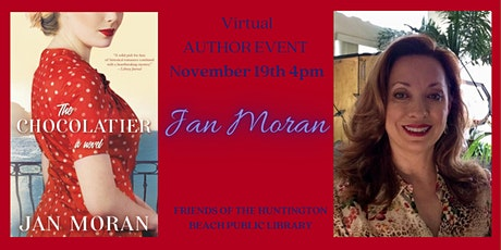 Virtual Author Event with Jan Moran tickets