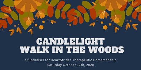 Candlelight Walk in the Woods tickets