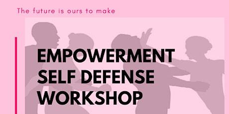 Self Defense Workshop tickets