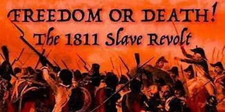 Liberty or Death: The Largest Slave Rebellion in U.S. History tickets