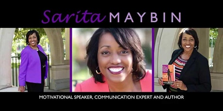 Spending time with Communication Expert, Sarita Maybin tickets