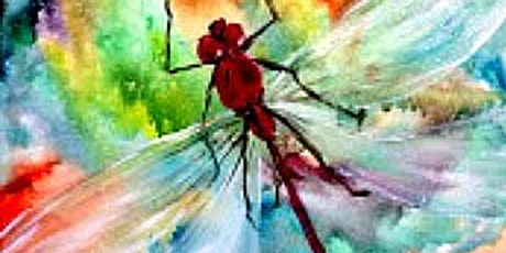 IN-STUDIO CLASS  Dragonfly Sat Aug 8th 1pm $35 tickets