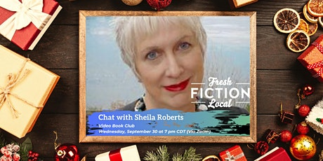 Video Book Club with Author Sheila Roberts tickets