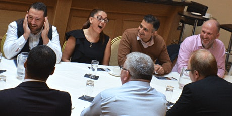 Virtual Business Networking Breakfast Event tickets