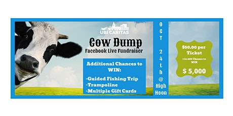 Cow Dump FB Live Fundraiser tickets