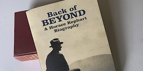 Lit Cafe - Back of Beyond: A Horace Kephart Biography tickets