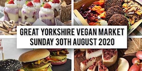 Great Yorkshire Vegan Market tickets
