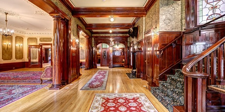 Lougheed House: Intimate and Private Indoor Tours tickets