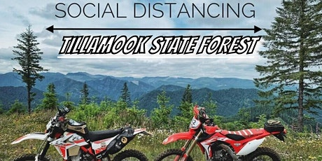 VB40 Tillamook State Forest Weekend Ride tickets