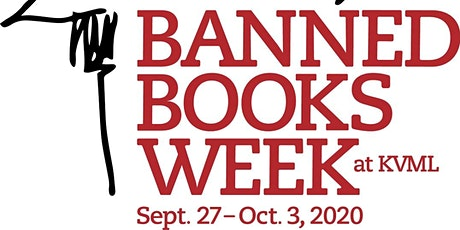 Day 3 Banned Books Week - A History of Protesting for Change tickets