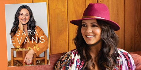 Virtual Author Event with Sara Evans tickets