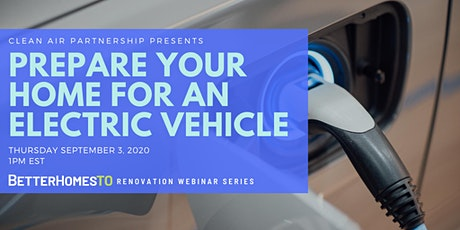 Prepare Your Home for an Electric Vehicle tickets