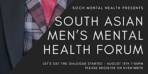 South Asian Men's Mental Health Forum
