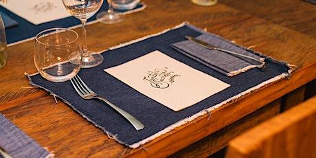 Jantar Secreto - Dia dos Pais - Kit Menu Degustação - Delivery ingressos