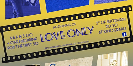 Love Only: Body and Soul/Complete Surrender tickets