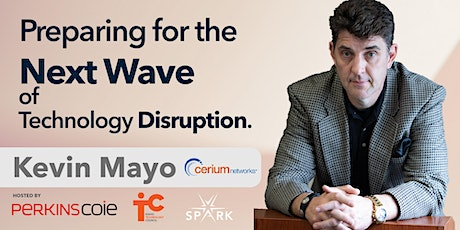 SPARK: Preparing for the Next Wave of Technology Disruption tickets