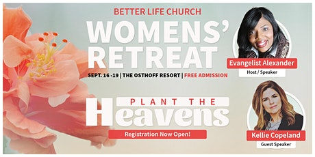 Better Life Women's Retreat tickets