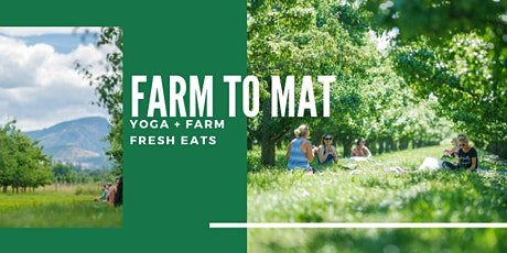 Farm to Mat tickets
