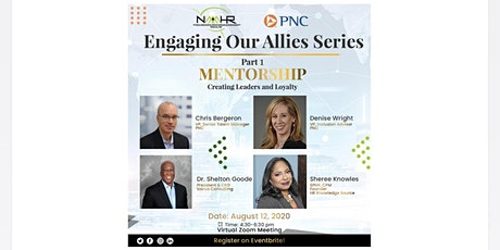 Engaging Our Allies Series: Part I MENTORSHIP tickets