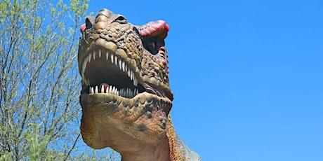 Dinosaur Drive-Thru:  Friday August 14th   - COVID 19 Safe tickets