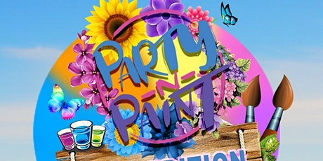 Party N Paint In The Park tickets
