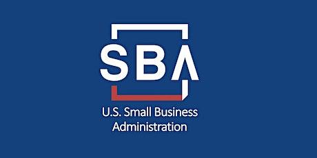 Q&A with SBA Arkansas  - Fri. Aug 7 at 11 am tickets