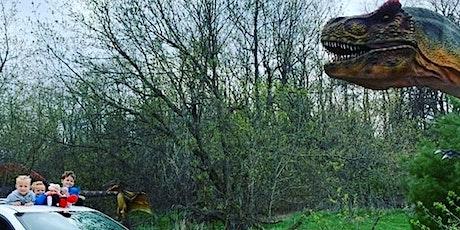 Dinosaur Drive-Thru:  Sunday August 16th   - COVID 19 Safe tickets