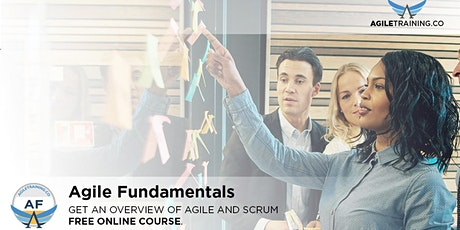 Free Agile Fundamentals Workshop- 30th August tickets