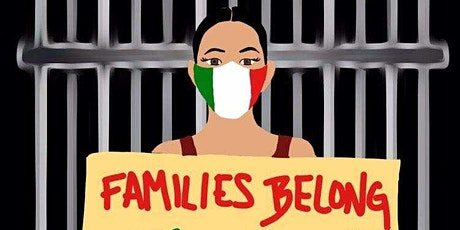 Families Belong Together (In-Studio or Virtual) Sip & Paint tickets