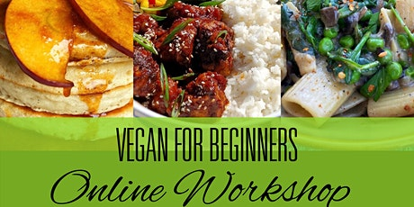 Vegan For Beginners bilhetes