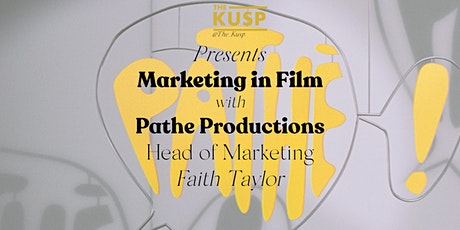 The Kusp: Marketing in Film tickets