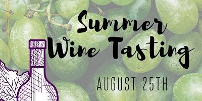 Summer Wine Tasting #2