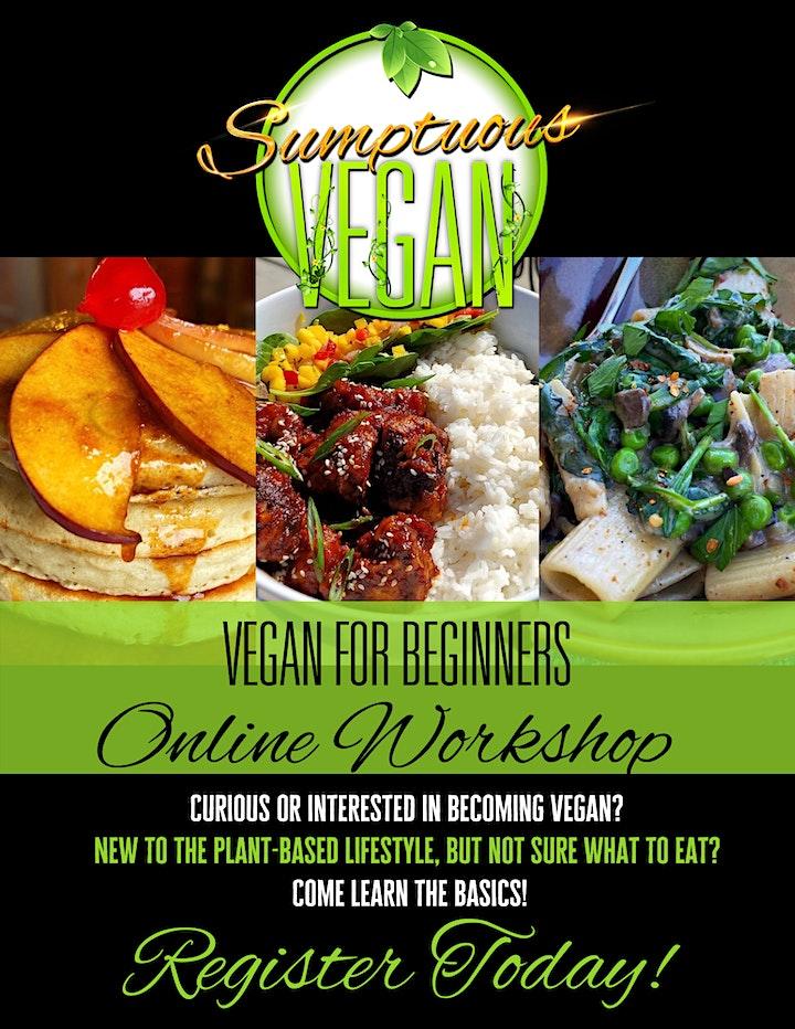 Vegan For Beginners image