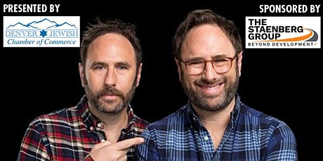 Sklarantine Comedy with The Sklar Brothers tickets