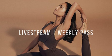 LIVESTREAM HEAL YOURSELF CLASSES w/BEE BOSNAK | WEEKLY PASS PLUS REPLAYS tickets