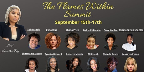 THE FLAMES WITHIN tickets
