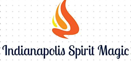 Secret Indianapolis Spirit Magic Ceremony Signup tickets
